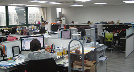 HK Sales Office