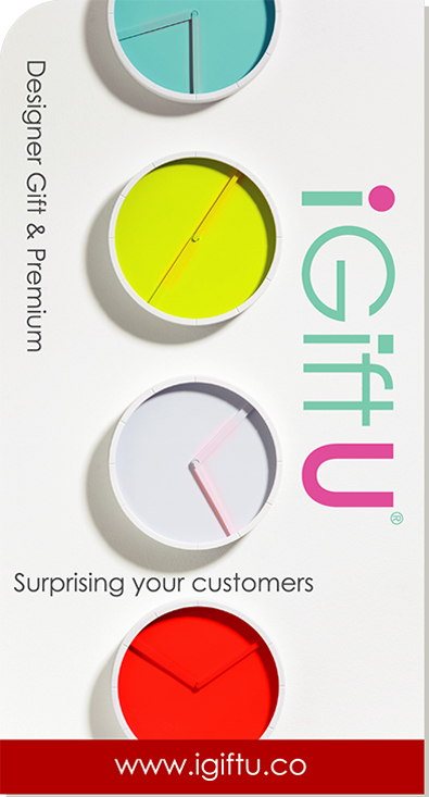 iGiftU - Designer Gift & Premium - Surprising Your Customers