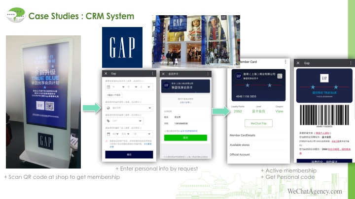 WeChat Management – Matrix